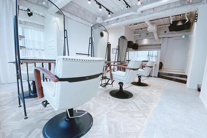 新宿の美容室 shiroが作ったヘアスタイル