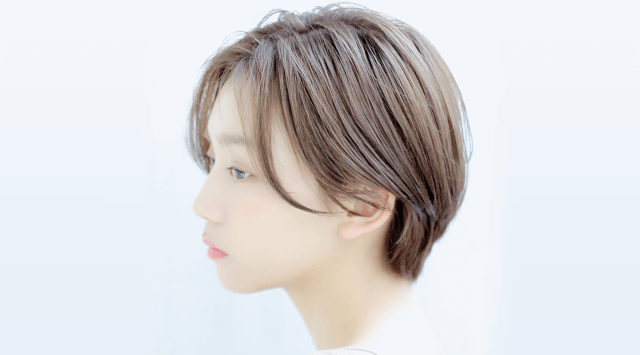 新宿の美容室 shiroのヘアスタイル2